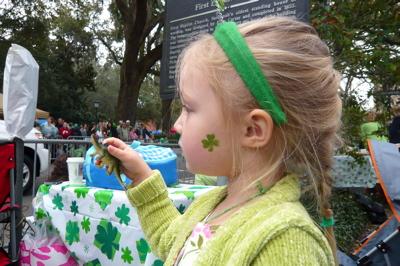 Dinos at the Parade