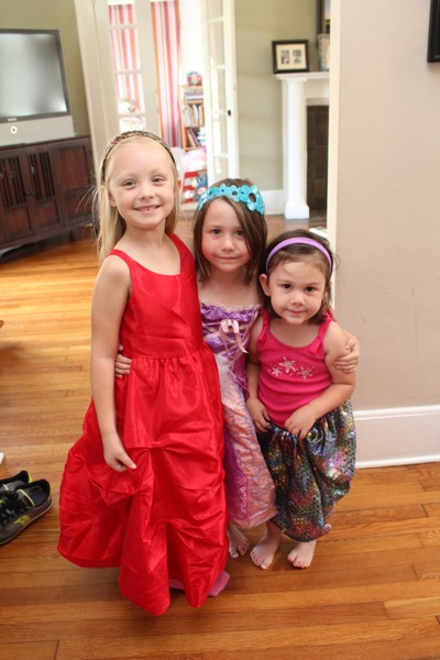 Cousins in Costume