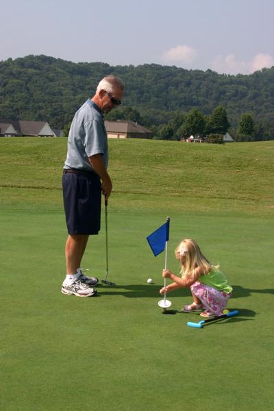 Granddaddy's Golfer