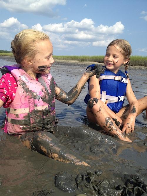 On Mud Island
