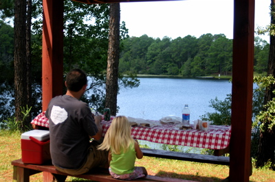 Picnic at the State Park