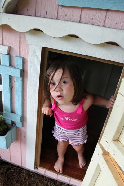 Jane Running the House