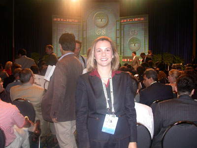 Presidential Press Conference in 2004