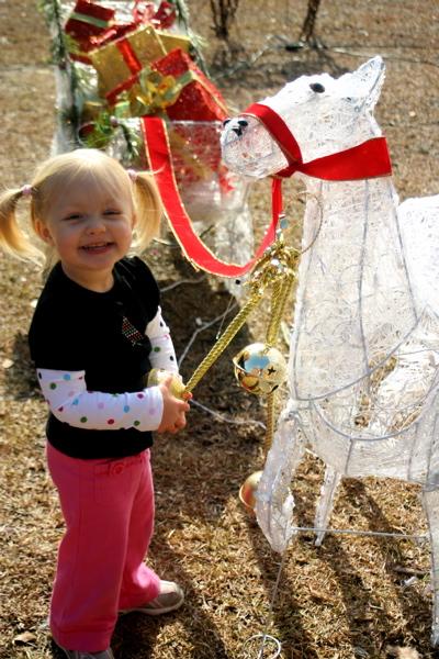 Camille Hearts Christmas Decor
