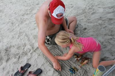 Sand Races