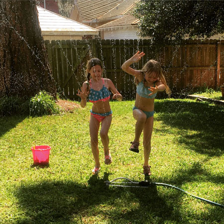 Sprinkler Time