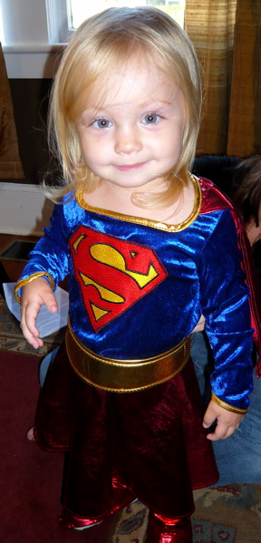 My Supergirl