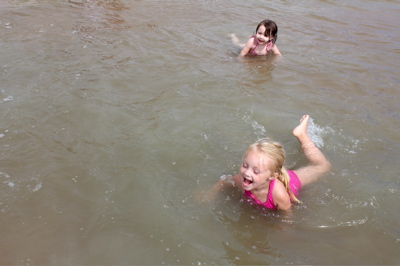 Synchronized Swimming 4