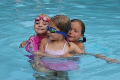 Swimming Buddies