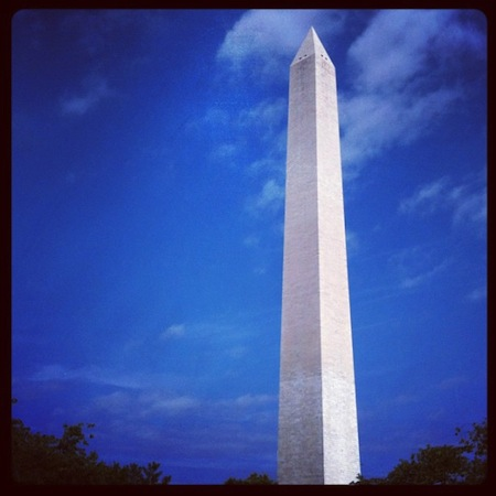 DC Run - The Washington Monument