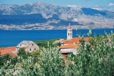 Mirca old village