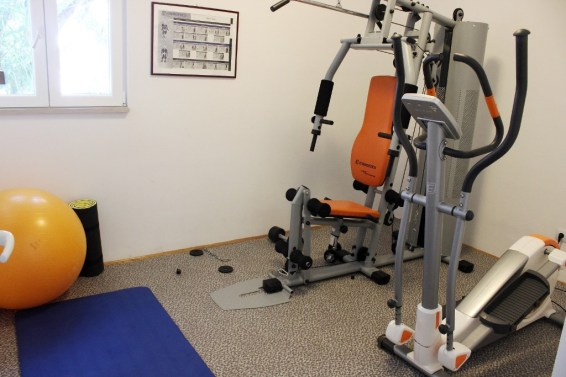 Your small private gym