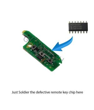 Citroen Jumper-Relay RemoteRepairBoard-jumper-relay-magnetti-marelli-bsi-3button-remote-control-repair-pcb-circuit-pcf7946-id46-433mhz-oem-original-after-market-3659A-fi2am433tx-71775511-71754380-71765806