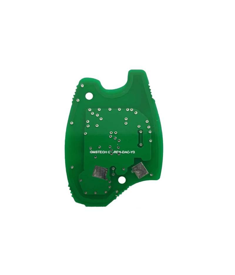 remote-board-renault-clio4-logan-duster-dokker-sandero-master3-logan-twingo3-trafic-vivaro-2button-remote-key-433-mhz-pcf7961m-id47-hitag-aes-pn-1618477a-7701210033-aes-b