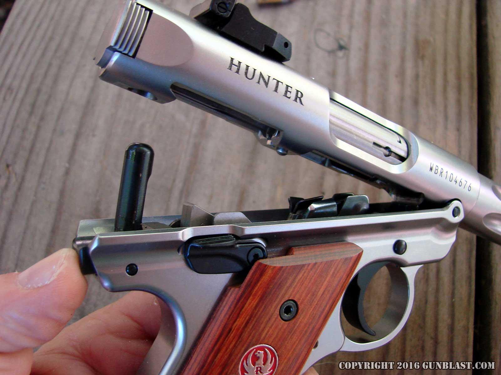 Biggest Pistol Ever Made