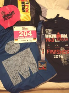 IM 70.3 Gear and Goodies