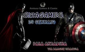 Il GIC al SIRAGAMES