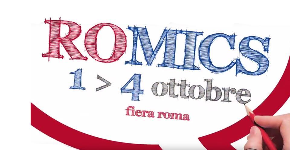 il gic a ROMICS dal 1 al 4 ottobre 2015