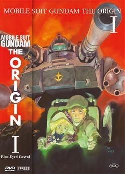 Dynit-Gundam The Origin