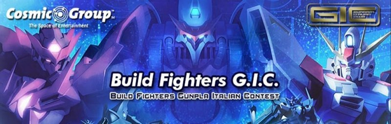 Build Fighters Gunpla Italian Contest