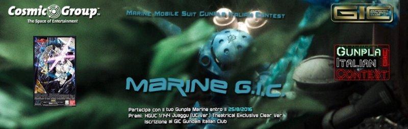 MARINE Gunpla Italian Contest