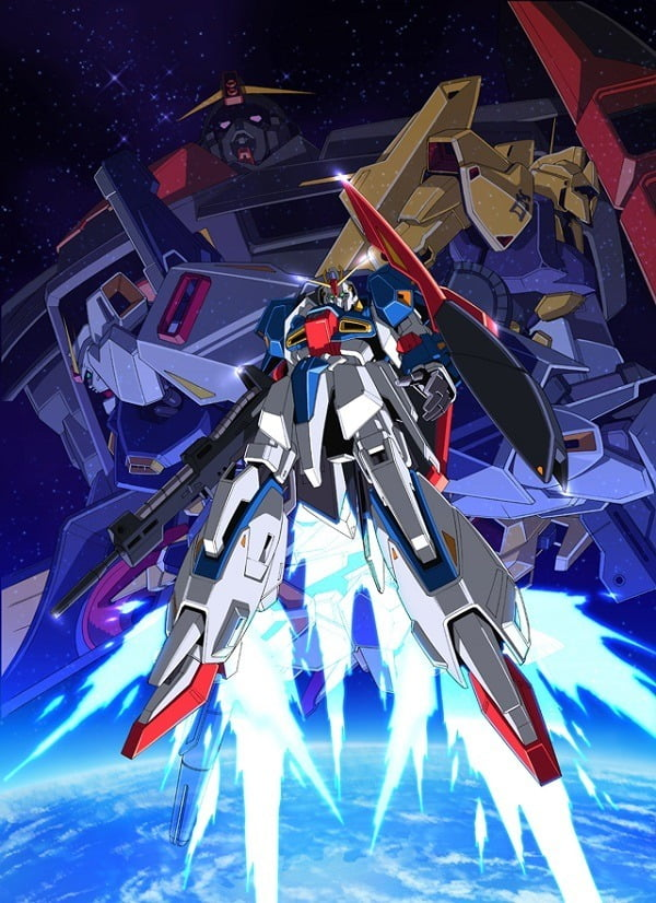 Z Gundam in streaming su youtube
