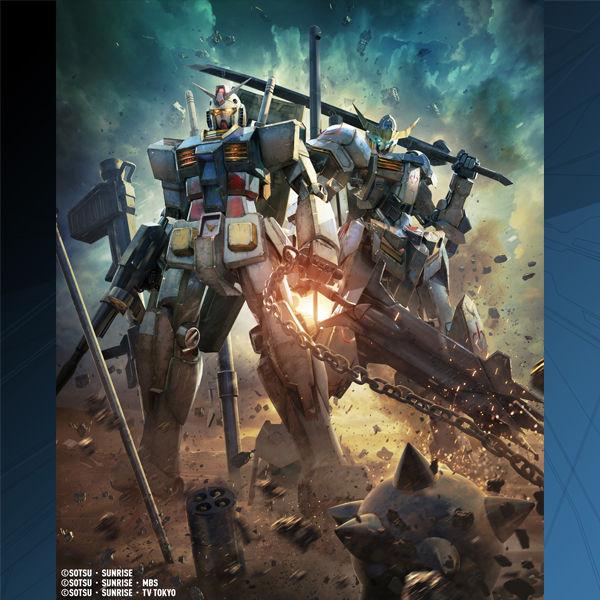 Gundam Versus arriva ufficialmente in Europa