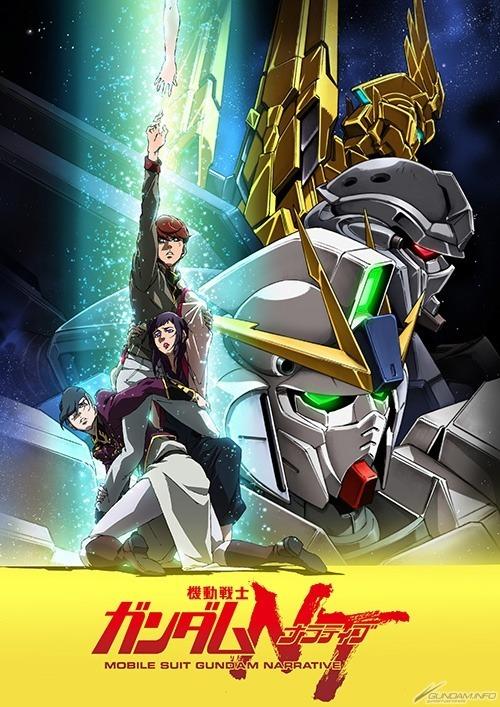 Aggiornamenti per il nuovo anime Gundam Narrative