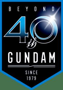 Gli annunci per il 40° anniversario di Gundam