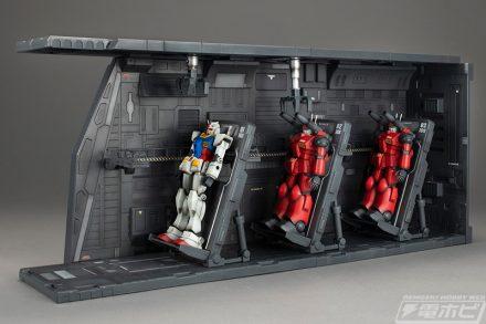 White Base Catapult Deck