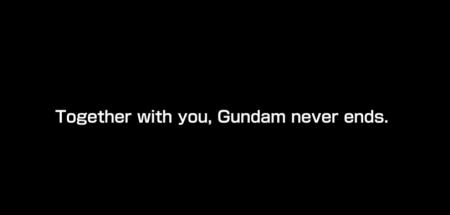 Mobile Suit Gundam 40th Anniversary