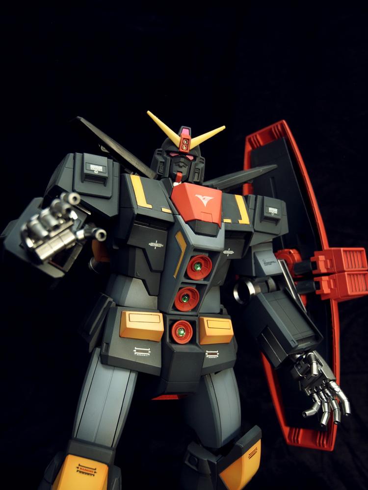 Stundent's Work 學生作品   Gundamplus 勇Sir 模型教室