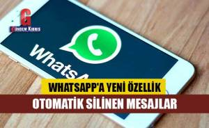 Νέα δυνατότητα στο WhatsApp: Μηνύματα που διαγράφονται αυτόματα