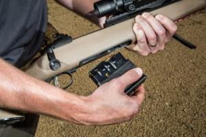 Savage Model 11 Scout Rifle.