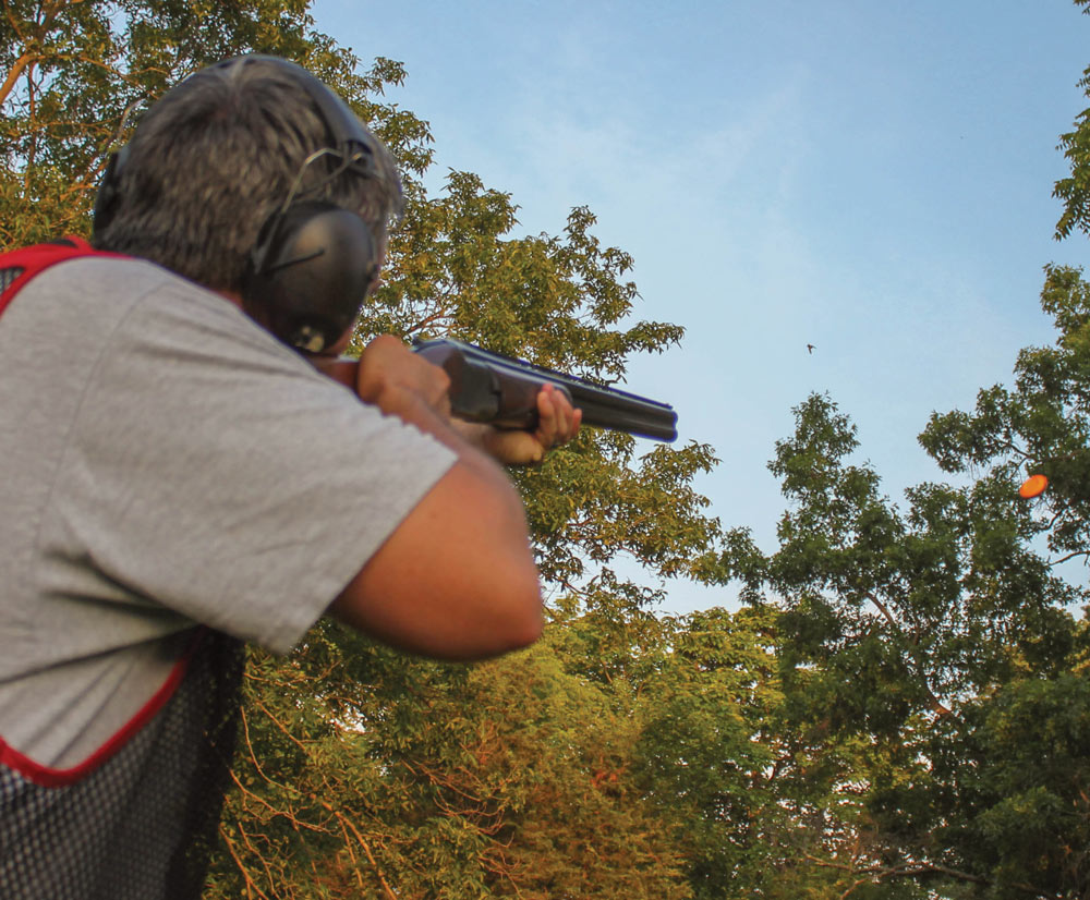 Learning the basics of shotgun shooting and practicing often translates to more success in the field.