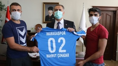Photo of Vali Çuhadar'dan İmamağaspor'a Destek