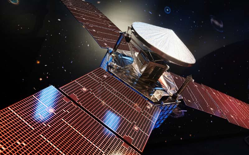 Nasa'nın JUNO adındaki uzay aracı
