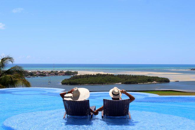 O melhor destino romântico no Nordeste do Brasil