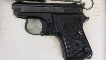 On Consignment: Beretta 950B Jetfire  25 acp w/ box $395 – GunGrove com