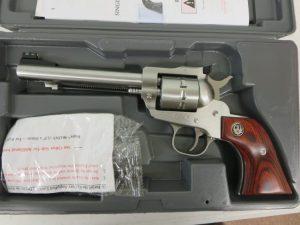 Used Ruger Single Ten .22LR w/ case $495