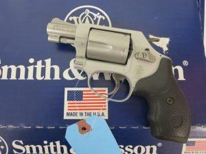 Used Smith & Wesson 637 .38 spl w/ box $375