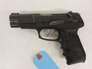 Used Ruger P89DC 9mm $350