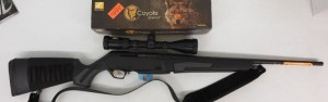 On Consignment:  Browning BAR .30-06 w/ Nikon Scope $995