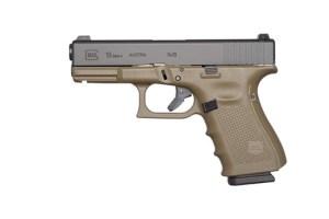 New Glock 19 Gen 4 OD Green 9mm $549