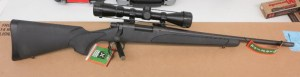On Consignment:  Un-Fired Remigton 700 Youth .243 w/ scope and box $425