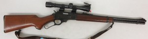 On Consignment:  Marlin 336 .30-30 $350