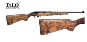 New Ruger 10/22 Wild Hog Engraved Talo .22LR 21168 $349