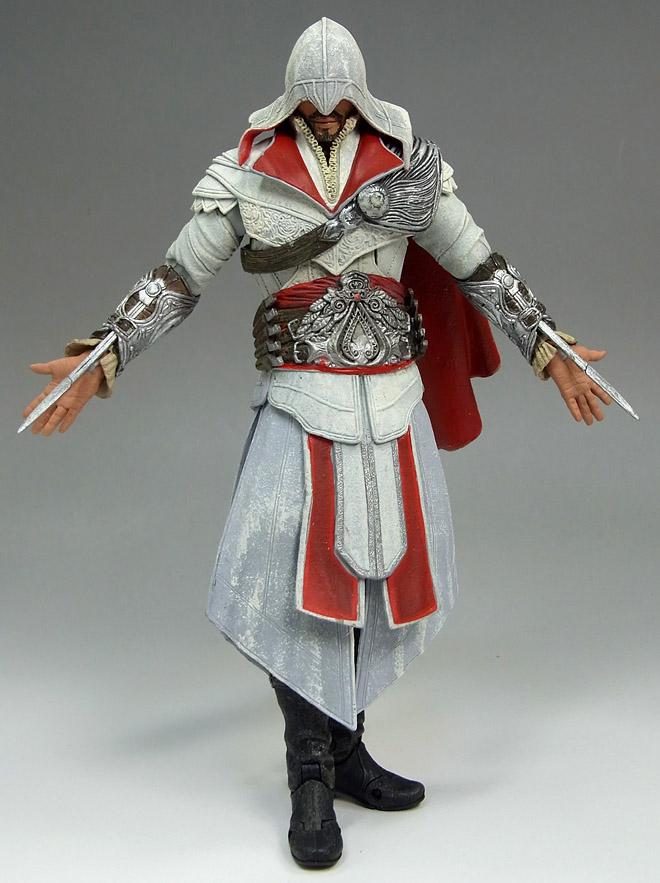 Reviews NECA Assassins Creed Brotherhood EZIO Legendary