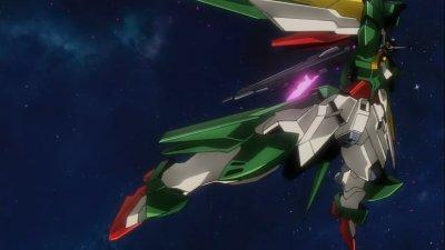 Wing Gundam fenice Rinascita: You're so beautiful ...
