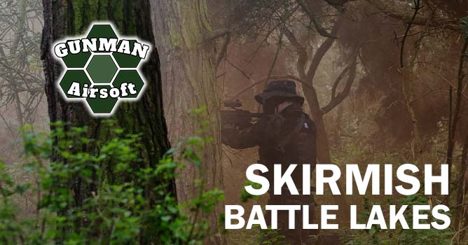 Skirmish at Battle Lakes